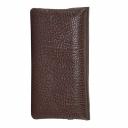 Кошелек кожаный коричневый AKA 491/201-1К