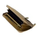 Кошелек женский кожаный светлый AKA 430/221К