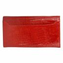 Кошелек женский кожаный красный KARYA 1015/307К