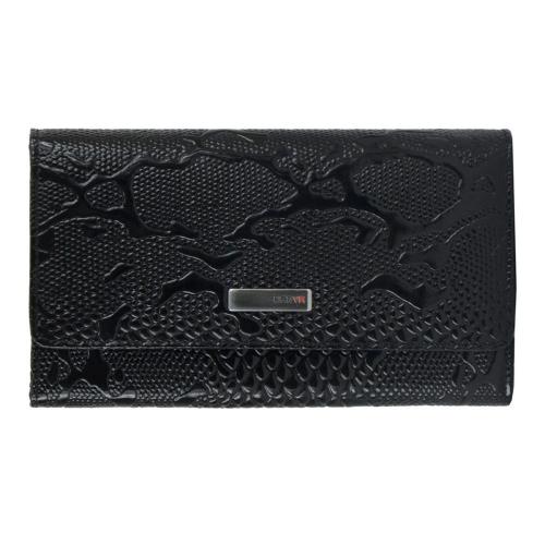 Кошелек женский кожаный черный KARYA 1088/109К