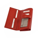 Кошелек женский кожаный красный KARYA 1133/301К