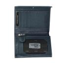 Кошелек портмоне женский синий AKA 445/401К