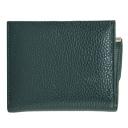 Кошелек женский кожаный зеленый AKA 439/501К
