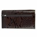 Кожаный кошелек коричневый KARYA 1061/209К