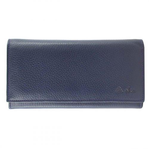 Кожаный кошелек женский AKA 461/401К