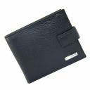 Кожаное портмоне черное KARYA 0457/101К