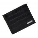 Кожаное портмоне черное KARYA 0941/104К