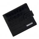 Мужское портмоне черное KARYA 0437/104К