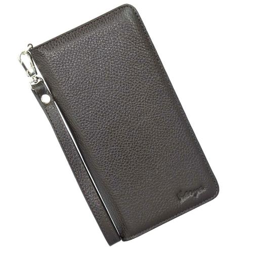 Мужское портмоне клатч из натуральной кожи KARYA 1126/201К