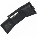 Мужское портмоне кожа черное KARYA 0413/101К