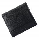 Портмоне зажим для денег черный KARYA 0940/101К